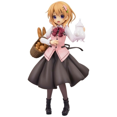Statuette Is the Order a Rabbit Cocoa Cafe Style 23cm