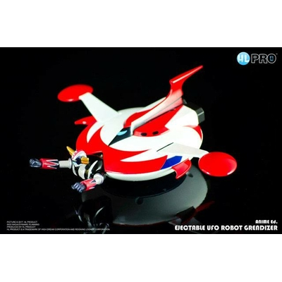 Réplique Goldorak-Grendizer Diecast Spacer with Ejectable Grendizer 20th Anniversary Ver. 15cm