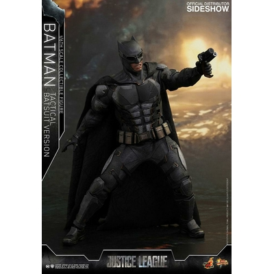 Figurine Justice League Movie Masterpiece Batman Tactical Batsuit Version 33cm