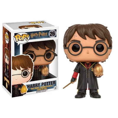 Figurine Harry Potter Funko POP! Harry Potter Triwizard with Egg 9cm