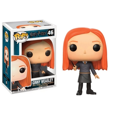 Figurine Harry Potter Funko POP! Ginny Weasley 9cm