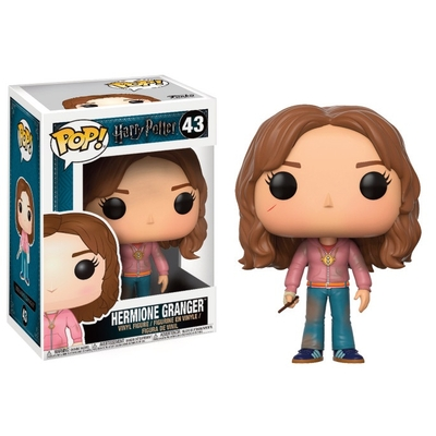 Figurine Harry Potter Funko POP! Hermione with Time Turner 9cm