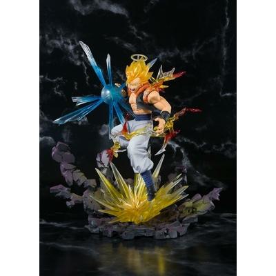 Figurine Dragon Ball Z Figuarts Zero Super Saiyan Gogeta 19cm