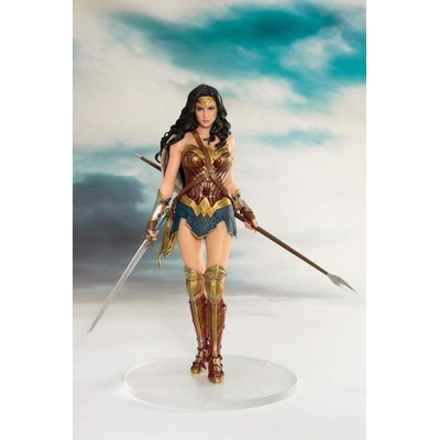 Statuette Justice League Movie ARTFX+ Wonder Woman 19cm