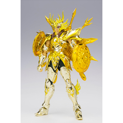 Figurine Saint Seiya Soul of Gold Libra Dohko Myth Cloth EX