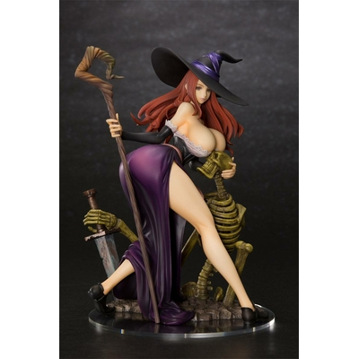 Statuette Dragon's Crown Sorceress 22cm