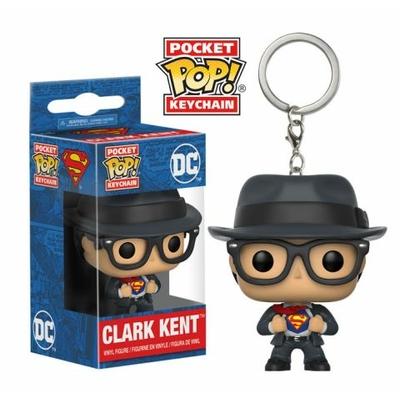 Porte-clés DC Comics Pocket POP! Clark Kent 4cm