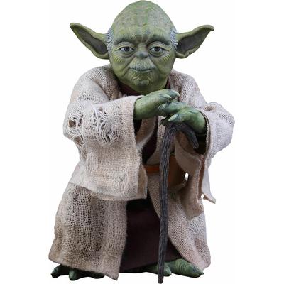 Figurine Star Wars Episode V Movie Masterpiece Yoda 13cm