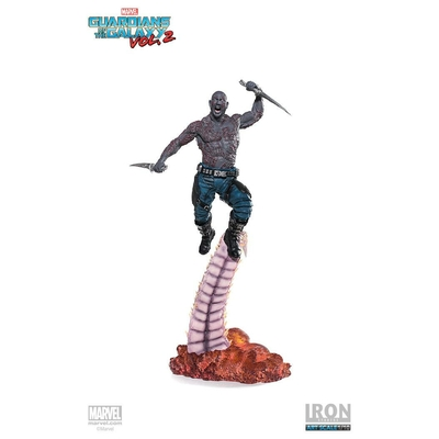 Statuette Guardians of the Galaxy Vol. 2 Battle Diorama Series Drax 33cm