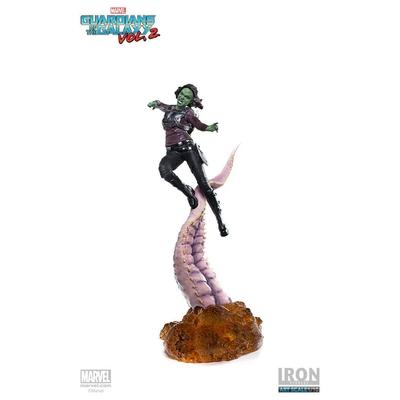 Statuette Guardians of the Galaxy Vol. 2 Battle Diorama Series Gamora 30cm