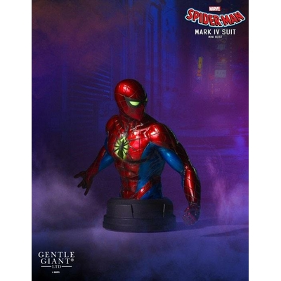 Buste Marvel Spider-Man Mark IV Suit 16cm