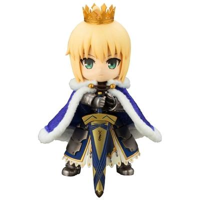 Figurine Fate/Grand Order Cu-Poche Saber/Altria Pendragon 12cm