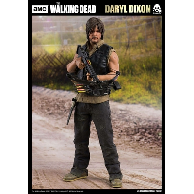 Figurine The Walking Dead Daryl Dixon 30cm