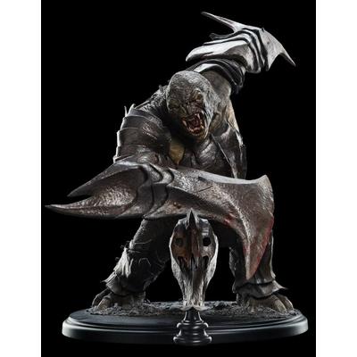 Statuette Le Hobbit La Bataille des Cinq Armées War Troll 52cm