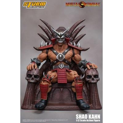 Figurine Mortal Kombat Shao Kahn 20cm