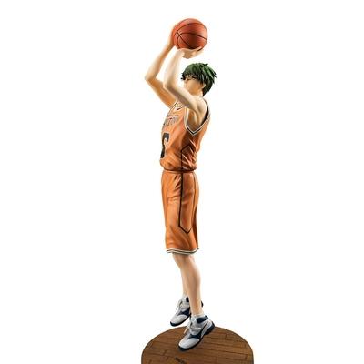 Statuette Kuroko no Basuke Midorima Orange Uniform Ver. 20cm