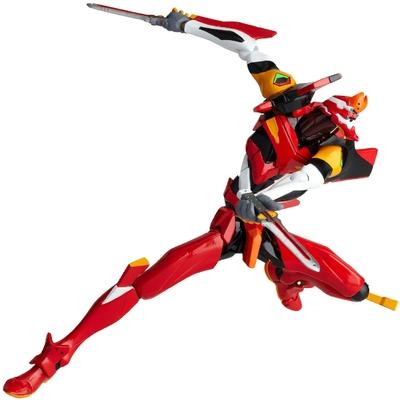 Figurine Evangelion Evolution Revoltech EV-005 Evangelion Unit 2 - 14cm