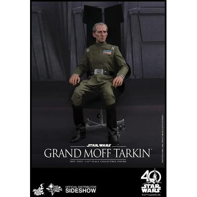 Figurine Star Wars Episode IV Movie Masterpiece Grand Moff Tarkin 30cm