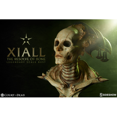 Buste Court of the Dead Legendary Scale Xiall The Resolve of Bone 40cm
