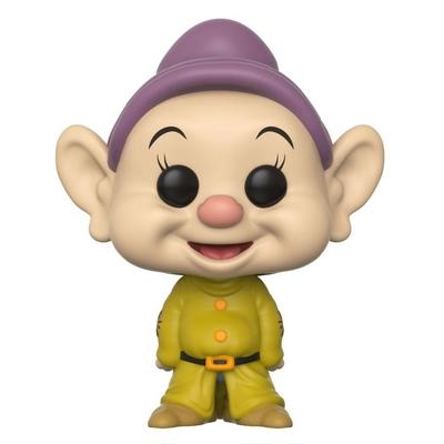 Figurine Blanche Neige et les Sept Nains Funko POP! Disney Dopey 9cm