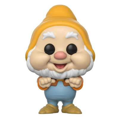 Figurine Blanche Neige et les Sept Nains Funko POP! Disney Happy 9cm