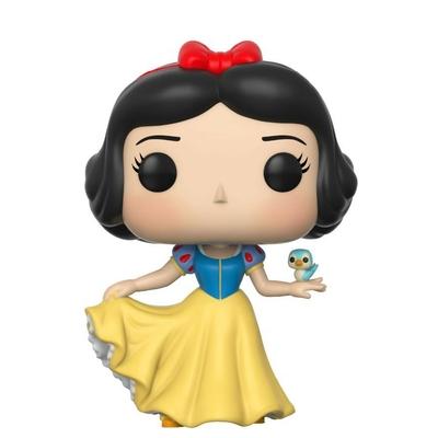 Figurine Blanche Neige et les Sept Nains Funko POP! Disney Blanche Neige 9cm