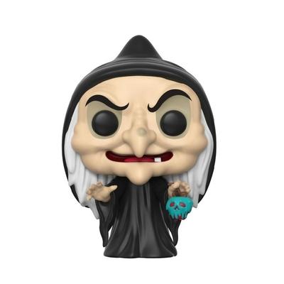 Figurine Blanche Neige et les Sept Nains Funko POP! Disney Witch 9cm