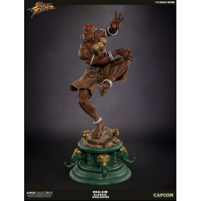 Statuette Street Fighter V Ultra Dhalsim Classic Exclusive 62cm