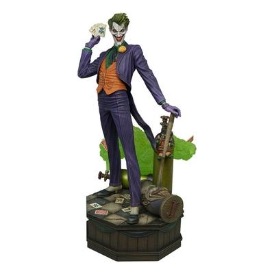 Statuette DC Comics Super Powers Collection The Joker 38cm