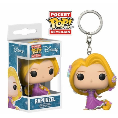 Porte-clés Disney Princesses Pocket POP! Rapunzel 4cm