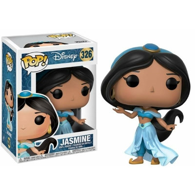 Figurine Disney Princesses Funko POP! Jasmine 9cm