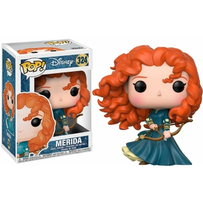 Figurine Disney Princesses Funko POP! Merida 9cm