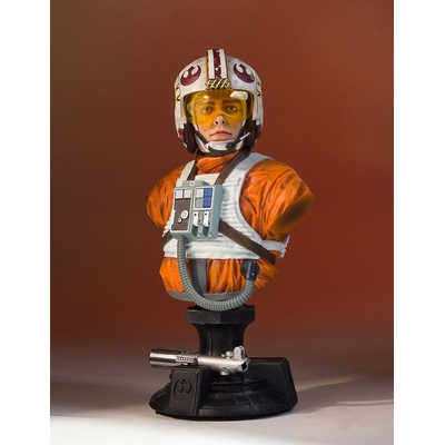 Buste Star Wars Episode IV Luke X-Wing Pilot 40th Anniversary SDCC 2017 Exclusive 17cm
