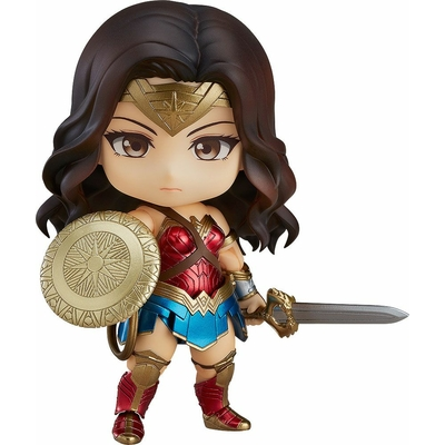 Figurine Nendoroid Wonder Woman Movie Wonder Woman Hero's Edition 10cm