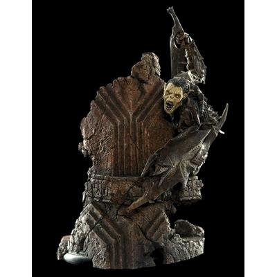 Statuette Le Seigneur des Anneaux Moria Orc 17cm