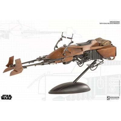 Véhicule Star Wars Speeder Bike 51cm