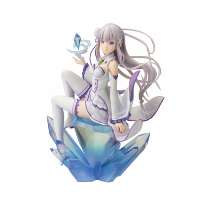 Statuette Re:ZERO Starting Life in Another World Emilia 17cm