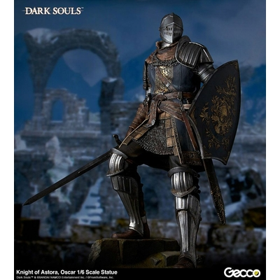 Statuette Dark Souls Oscar Knight of Astora 32cm