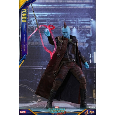 Figurine Les Gardiens de la Galaxie Vol. 2 Movie Masterpiece Yondu 30cm