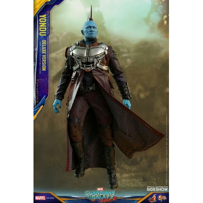 Figurine Les Gardiens de la Galaxie Vol. 2 Movie Masterpiece Yondu Deluxe Version 30cm
