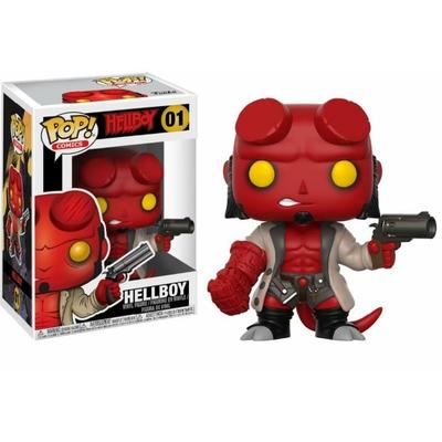 Figurine Hellboy Funko POP! Hellboy 9cm