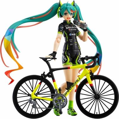 Figurine Figma Racing Miku 2016 TeamUKYO Support Ver. 14cm