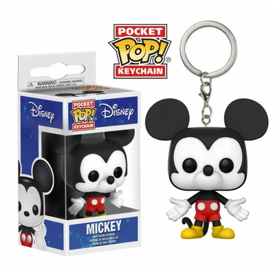 Porte-clés Disney Pocket POP! Mickey Mouse 4cm