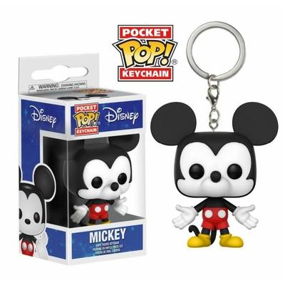 Porte-clés Disney Pocket POP! Mickey Mouse 4cm