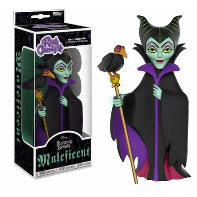 Figurine Disney Rock Candy Maleficent 13cm
