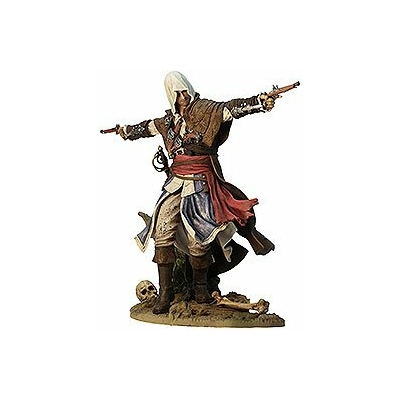 Statuette Assassin´s Creed IV Black Flag Edward Kenway The Assassin Pirate 24 cm - Réédition