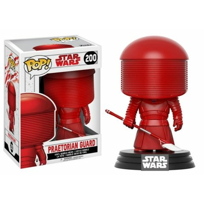 Figurine Star Wars Episode VIII Funko POP! Bobble Head Praetorian Guard 9cm