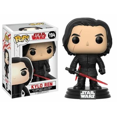Figurine Star Wars Episode VIII Funko POP! Bobble Head Kylo Ren 9cm