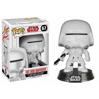 Figurine Star Wars Episode VIII Funko POP! Bobble Head First Order Snowtrooper 9cm
