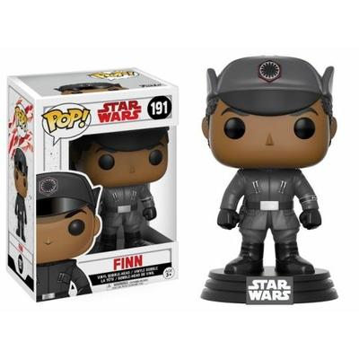 Figurine Star Wars Episode VIII Funko POP! Bobble Head Finn 9cm